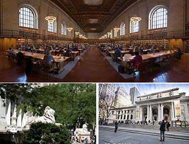 The New York Public Library, New York City