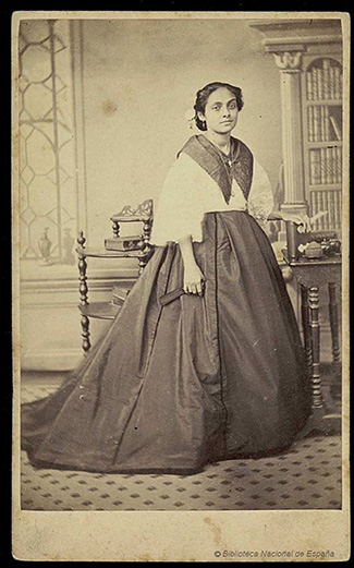 woman of the 19th century