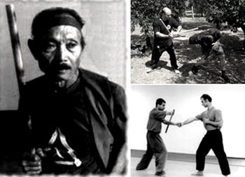 Kali—the martial arts of pre-colonial Philippines shown by modern practitioners